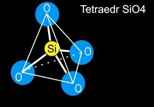 Tetraedr cerny